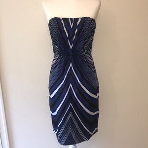 The Limited A-Line Strapless Dress - Sz 0